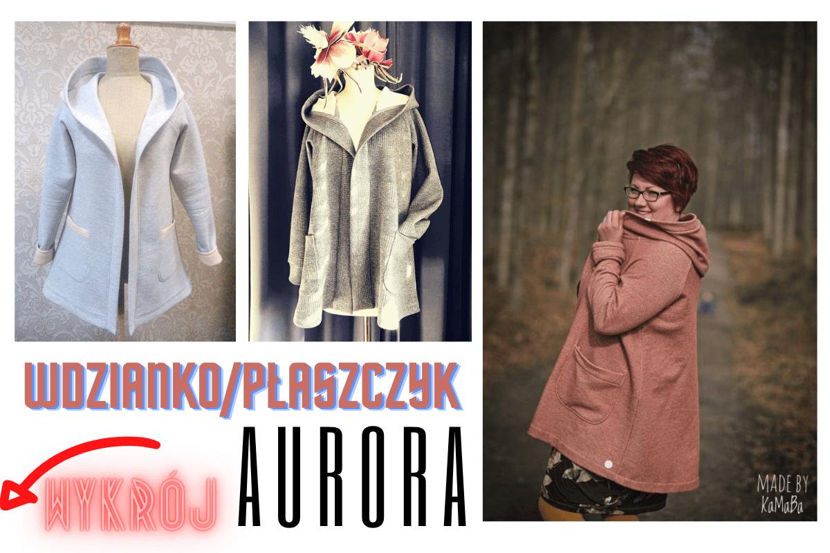 Wdzianko AURORA sklep str główna